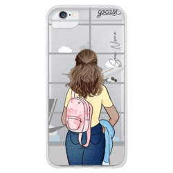 Style Collection - Traveller Girl - Body #1 Phone Case