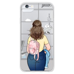 Style Collection - Traveller Girl - Body #2 Phone Case