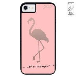 Capinha para celular Metallic Cobre - Flamingo