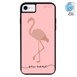 Capinha para celular Mirror - Flamingo