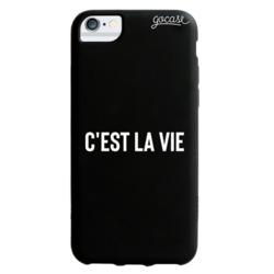 Black Case - C'EST LA VIE Phone Case