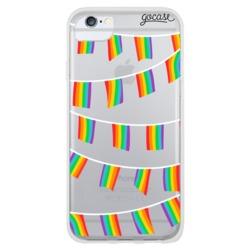 Capinha para celular Mini Bandeiras LGBT