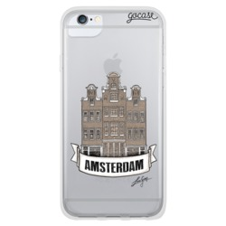 Amsterdam houses Phone Case