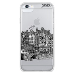Amsterdam canals Phone Case