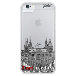 Amsterdam sign Phone Case