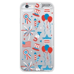 Party in the USA - Independence Day Collection Phone Case