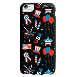 Black Case - Party in the USA - Independence Day Collection Phone Case
