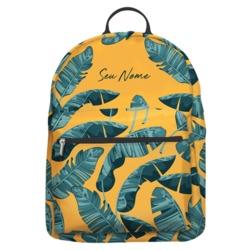 Mochila Gocase Bag - Folhas Tropicais Manuscrita