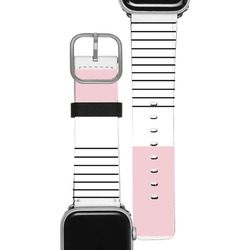 Apple Watch Band - Tricolor Stripes
