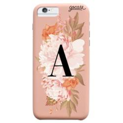 Capinha para celular Fascino - Arranjo Rosé Inicial