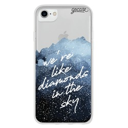 Diamonds In The Sky Phone Case