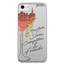 Cosmos In The City  Phone Case