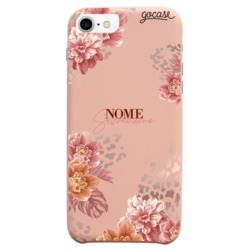 Capinha para celular Fascino - Fancy Floral Personalizada