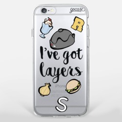 Layers Phone Case