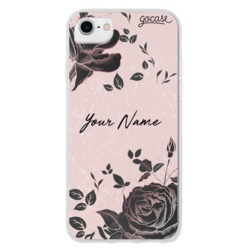 Black Pink Rosé Customizable Phone Case