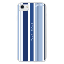 Modern Stripes Customizável Phone Case