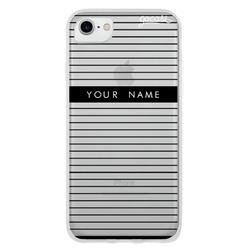 Classic Stripes Customizable Phone Case