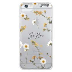 Tiny flowers Clean Phone Case