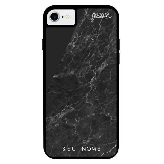 Capinha para celular Prime - Marble Is The New Black