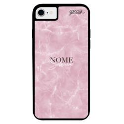 Capinha para celular Prime - Pink Marble