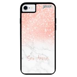 Capinha para celular Prime - Mármore Rosé