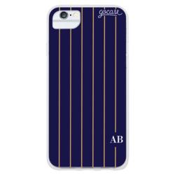 Capinha para celular Elegance Stripes - Lateral