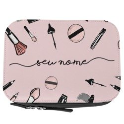 Necessaire Maquiagem - Tesouro de Make by Niina Secrets
