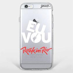 Capinha para celular Eu Vou by Rock In Rio