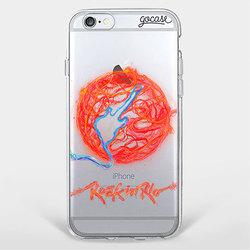 Capinha para celular Planeta Rock by Rock In Rio