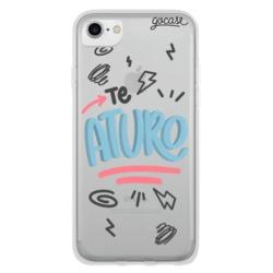Capinha para celular Te Aturo