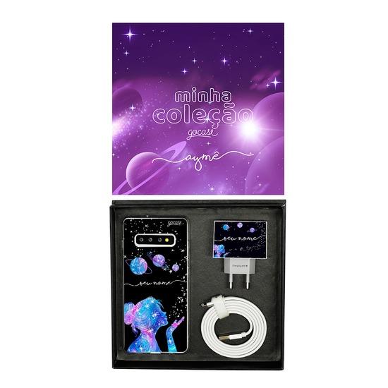 Kit Collection - Poeira das Estrelas - Cabo Micro USB