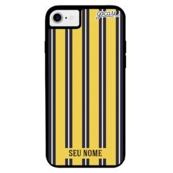 Capinha para celular Prime - Yellow Stripes