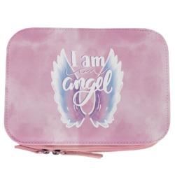 Necessaire Maquiagem - Eu Sou Anjo By Nah Cardoso