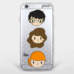 Golden Trio  Phone Case