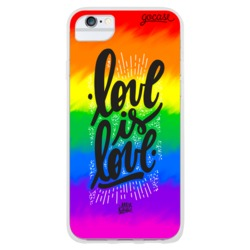 Capinha para celular Love is Love - Colorful Version
