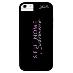 Capinha para celular Prime - Fashion Girl Black