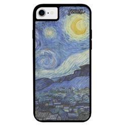 Capinha para celular Prime - Van Gogh - Noite Estrelada Customizável