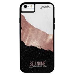 Capinha para celular Prime - Glamour Tricolor