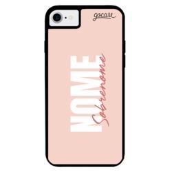 Capinha para celular Prime - Stylish Rosé