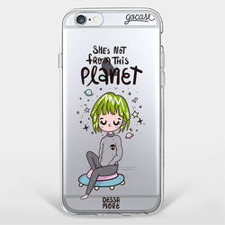 Capinha para celular This Planet