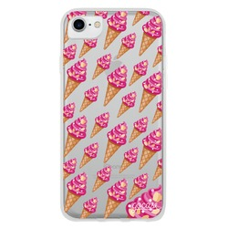 Pink Ice Cream Phone Case