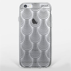 Hypnotizing Lines  Phone Case