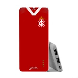 Carregador Portátil Power Bank Slim (5000mAh) - Internacional - Uniforme 1 Frente - 2019