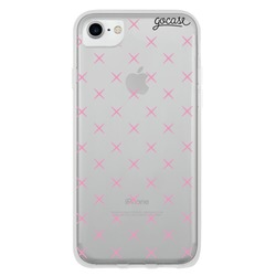 Pink X's  Phone Case