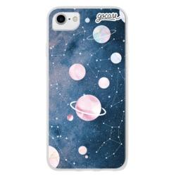 Blue Universe Phone Case