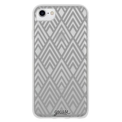 Grey Diamonds  Phone Case