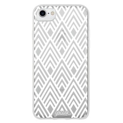 White Diamonds Phone Case
