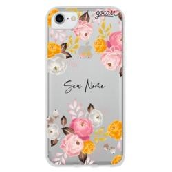 Capinha para celular Flores Parecidas Com Você Customizável By Mari Nolasco