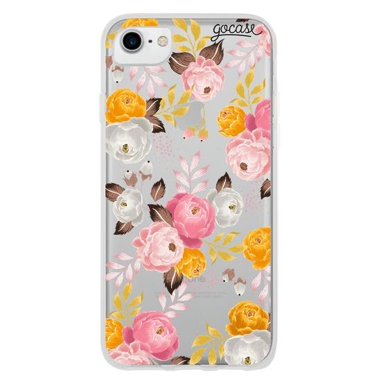 Capinha para celular Flores Parecidas Com Você By Mari Nolasco