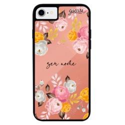 Capinha para celular Mirror - Flores Parecidas Com Você Customizável By Mari Nolasco